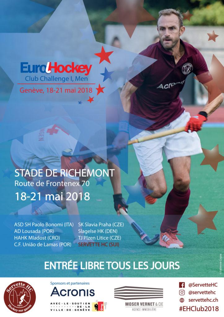 EuroHockey Club Champions Challenge I Geneva